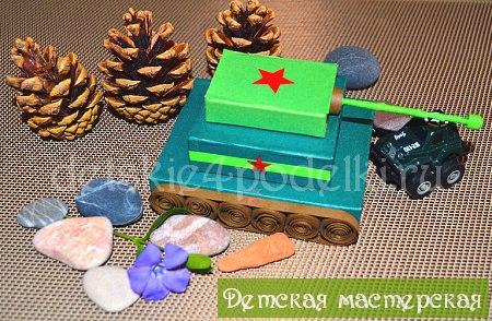 Военные корабли своими руками из картона